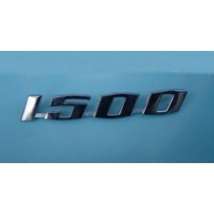 Emblema Fusca 1500