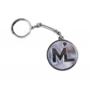 Chaveiro Antigo Coleção Metalurgia Industrial de Londrina em Metal