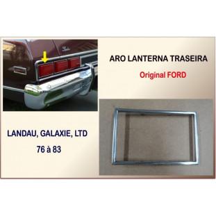 Aro Lanterna Traseira Landau, Galaxie e LTD 76 à 83 Original - Unitário