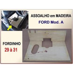 Assoalho de Madeira Ford 29 à 31