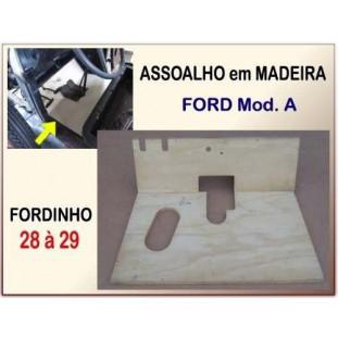 Assoalho de Madeira Ford 28 à 29