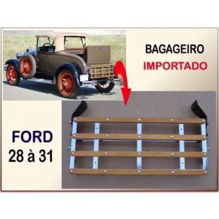 Bagageiro Ford 28 à 31 Importado