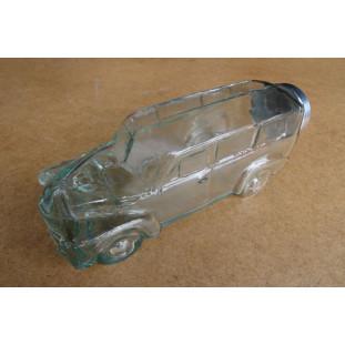 Baleiro de Vidro Furgão Chevrolet Boca de Sapo Novo