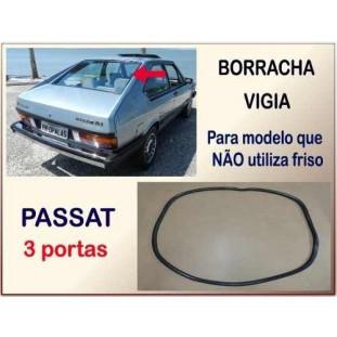 Borracha Vigia Passat 74 à 89 3 Portas Mod. Não Utiliza Friso