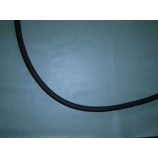 Borracha Parabrisa Corcel I, Belina I até 77 Modelo que Utiliza Friso Alumínio