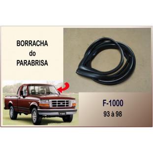 Borracha Parabrisa F-1000 93 à 98