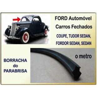 Borracha Parabrisa Ford 35 à 36 - Metro