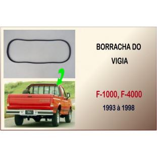 Borracha Vigia Traseiro F-1000 F-4000 93 à 98