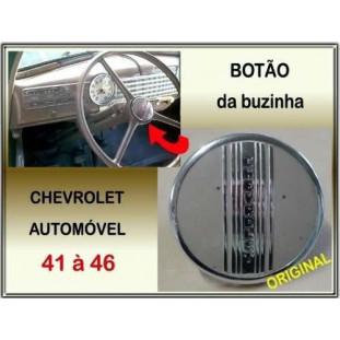 Botão Acionador Buzina Chevrolet 41 a 46 Original