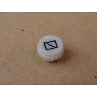 Botão Painel Marfim Afogador C-10 D-60 C-14 C-15 Veraneio
