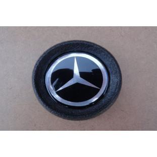 Botão Volante Mercedes Benz 1111, 1113 e 1333 Preto Novo