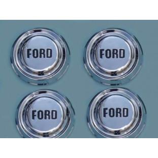 Calotas Ford 53 à 71 - Jogo