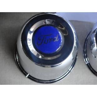 Calota Roda Ferro Mangels Aro 15 e 16 com Adesivo