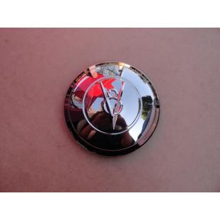 Calota V8 Ford 32 a 35 Importado Inox Unitária