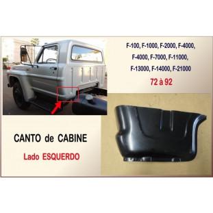 Canto Cabine F-100, F-1000 72 à 92 Esquerdo