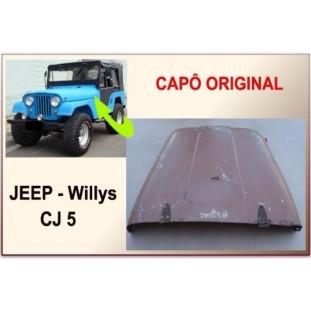 Capô Original Jeep CJ5 57 à 83