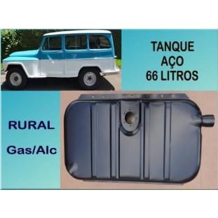 Tanque Combustível 66 Litros Rural