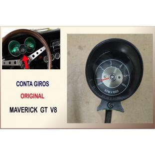 Conta Giros RPM Maverick GT V8 Original