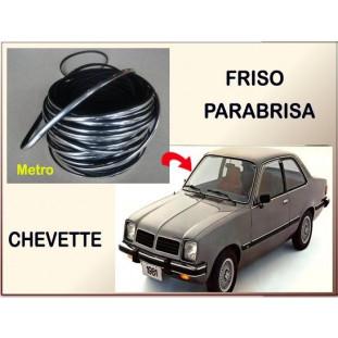 Friso do Parabrisa Chevette Monza - Metro