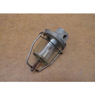 Copo Vidro do Filtro da Bomba de Gasolina Ford V8 Antigo
