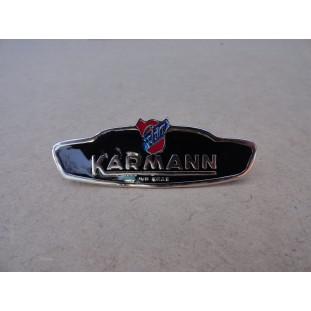 Emblema Lateral Paralama Karmann Ghia TC e TL Morceguinho Novo