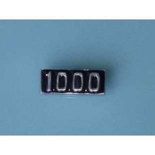 Emblema 1000 D-10