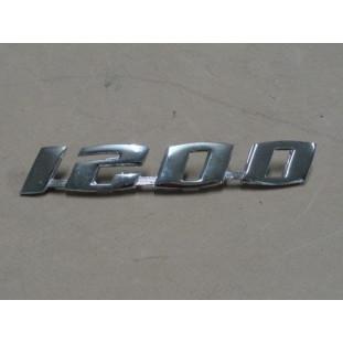 Emblema Fusca 1200
