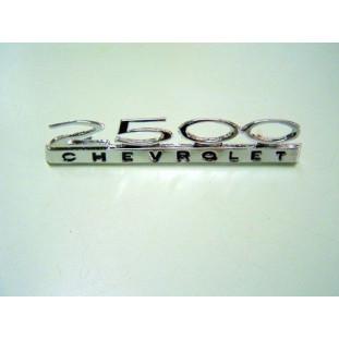 Emblema 2500 Opala 69 á 71