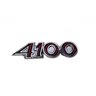 Emblema 4100 Paralama Opala Caravan