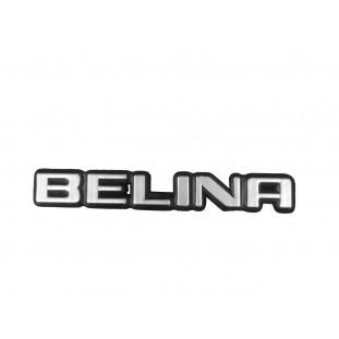 Emblema Lateral Traseira Belina II até 1984 Prata Novo - Unitário