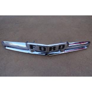 Emblema Bico do Capô Ford F-1 F-3 F-8 1951 à 1952 Cromado
