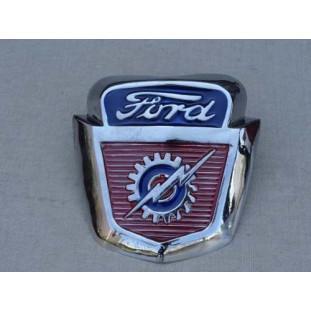 Emblema Capô Ford F-100 53 a 57