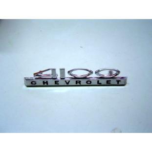 Emblema Chevrolet 4100 Opala Caravan