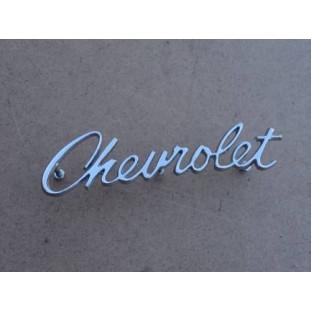 Emblema Chevrolet Opala 71 à 74 Grade ou Bico Capô