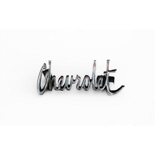 Emblema Chevrolet da Grade Dianteira C-10 Veraneio 68 à 78 Novo