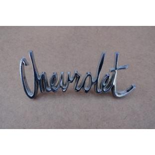 Emblema Chevrolet da Grade C10 68 à 78 e Veraneio 71 à 78 Novo