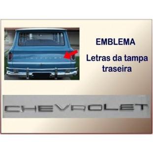 Emblema Chevrolet Veraneio 64 à 88 - Jogo