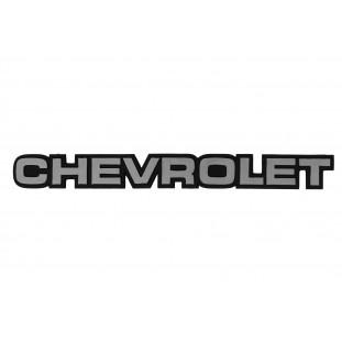 Emblema Chevrolet da Traseira D-20 C-20 Bonanza Veraneio Original Usado