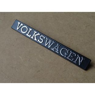 Emblema Volkswagen Tampa Traseira Passat Ls Porta Malas