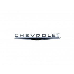 Emblema Chevrolet Capô C-10 C-14 C-15 Cromado