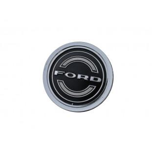Emblema Ford Grade Dianteira Maverick 1 Fase Até 76 Original Usado