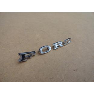 Emblema Ford Landau até 1982 4 Letras
