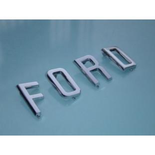 Emblema Grade Ford F-100 65 à 68