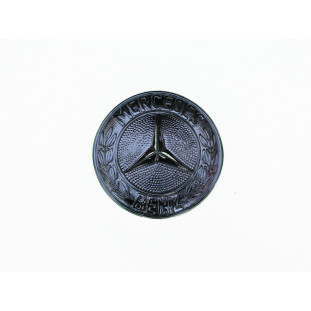 Emblema Frontal Caminhão Mercedes Lp 321 Cara Chata Original