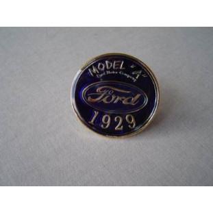Emblema Frontal Model A 1929