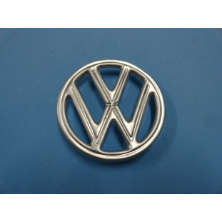 Emblema Frontal VW Variant Zé do Caixão TL Metal