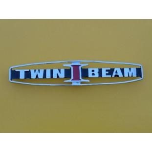 Emblema Twin I Beam  F-100 68 à 71