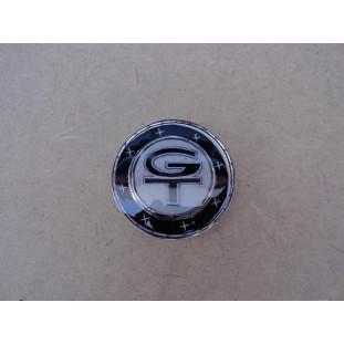 Emblema GT Corcel I Coluna Traseira Teto de Vinil