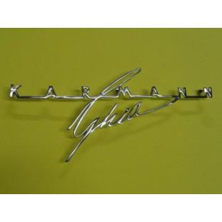 Emblema Karmann Ghia