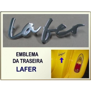 Emblema La fer MP Lafer